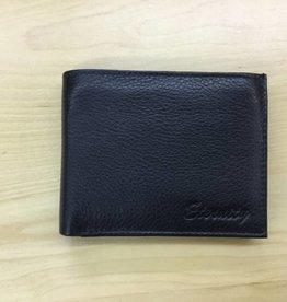 603 BLACK RFID MENS WALLET