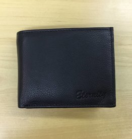 SGI LEATHERGOODS 601 LEATHER COMBO RFID