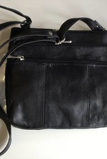 SGI LEATHERGOODS 308 BLACK
