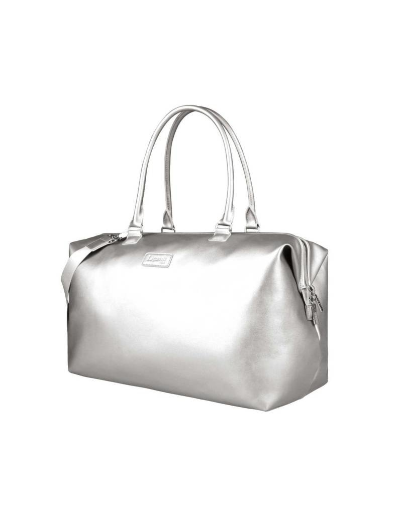 LIPAULT 861041776 SILVER WEEKEND BAG LIPAULT