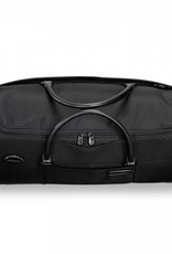 BRIGGS & RILEY 329-4 BLACK SUITER DUFFLE