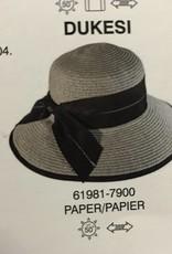CANADIAN HAT 61981 LADIES SUMMER HAT GREY