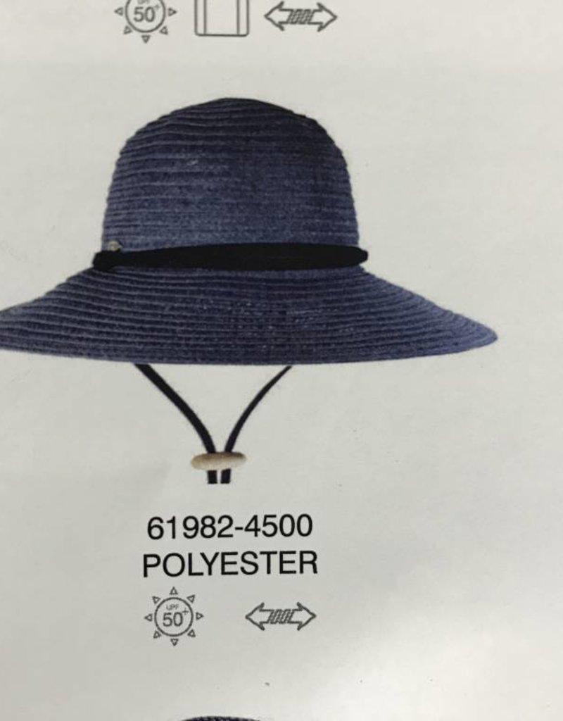 CANADIAN HAT 61982 LADIES SUMMER HAT NAVY