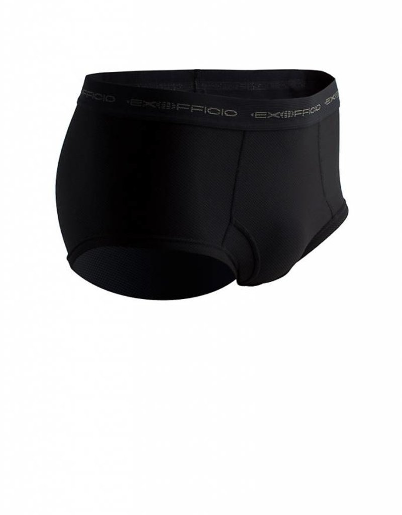 EXOFFICIO 12412173 L BLACK  M GNG BRIEF