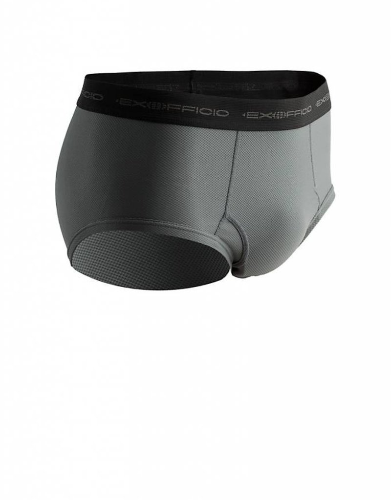 EXOFFICIO 12412173 L CHARCOAL M GNG BRIEF