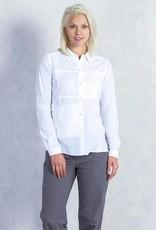 EXOFFICIO 20012560 SMALL WOMENS WHITE  SHIRT