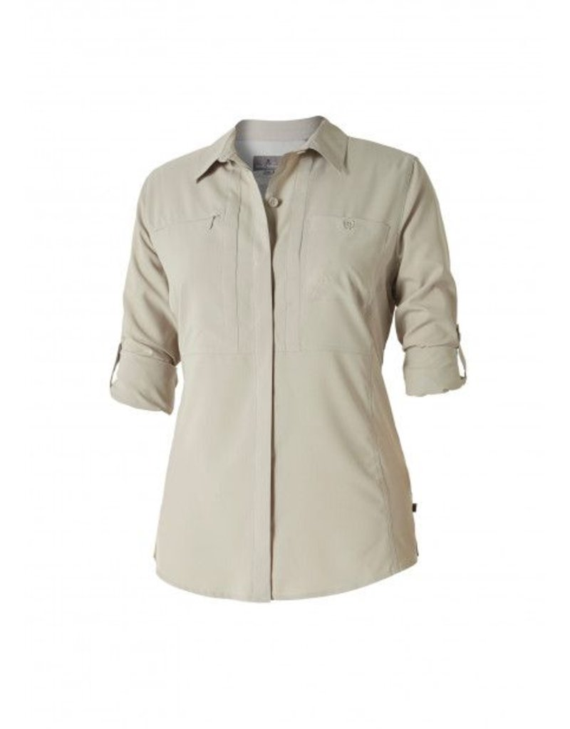 ROYAL ROBBINS 32130 SOAP SMALL WOMENS SHIRT