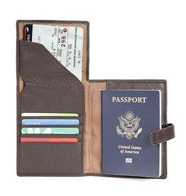 OSGOODE MARLEY 1246 RFID BLACK PASSPORT TICKET WALLET OSGOODE