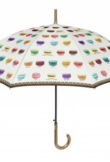 FASHION IMPORTS 25834 MACAROON STICK UMBRELLA