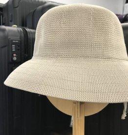 PARKHURST 17148 T35 STONE BERMUDA BUCKET  HAT