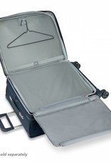 BRIGGS & RILEY U128CXSP-5 NAVY LARGE EXPANDABLE SPINNER