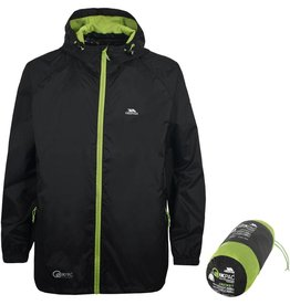 TRESSPASS QIKPAC MEDIUM BLACK