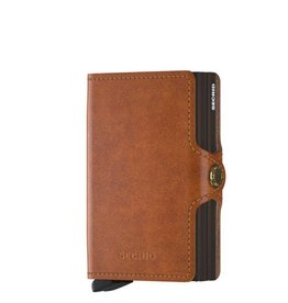 SECRID TWINWALLET RFID COGNAC BROWN