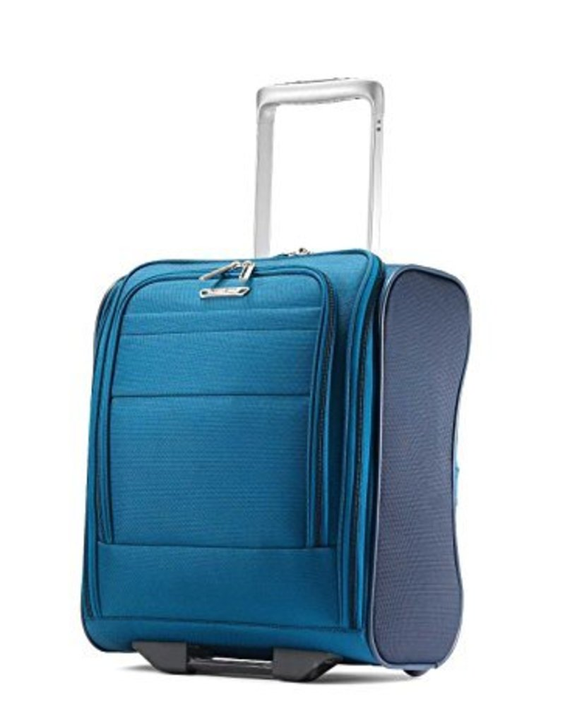 SAMSONITE 105690 7115 BLUE UNDERSEATER