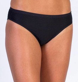 EXOFFICIO LARGE BLACK GIVE N GO BIKINI