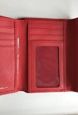 BOSCA 1230-611 RED NAPLES