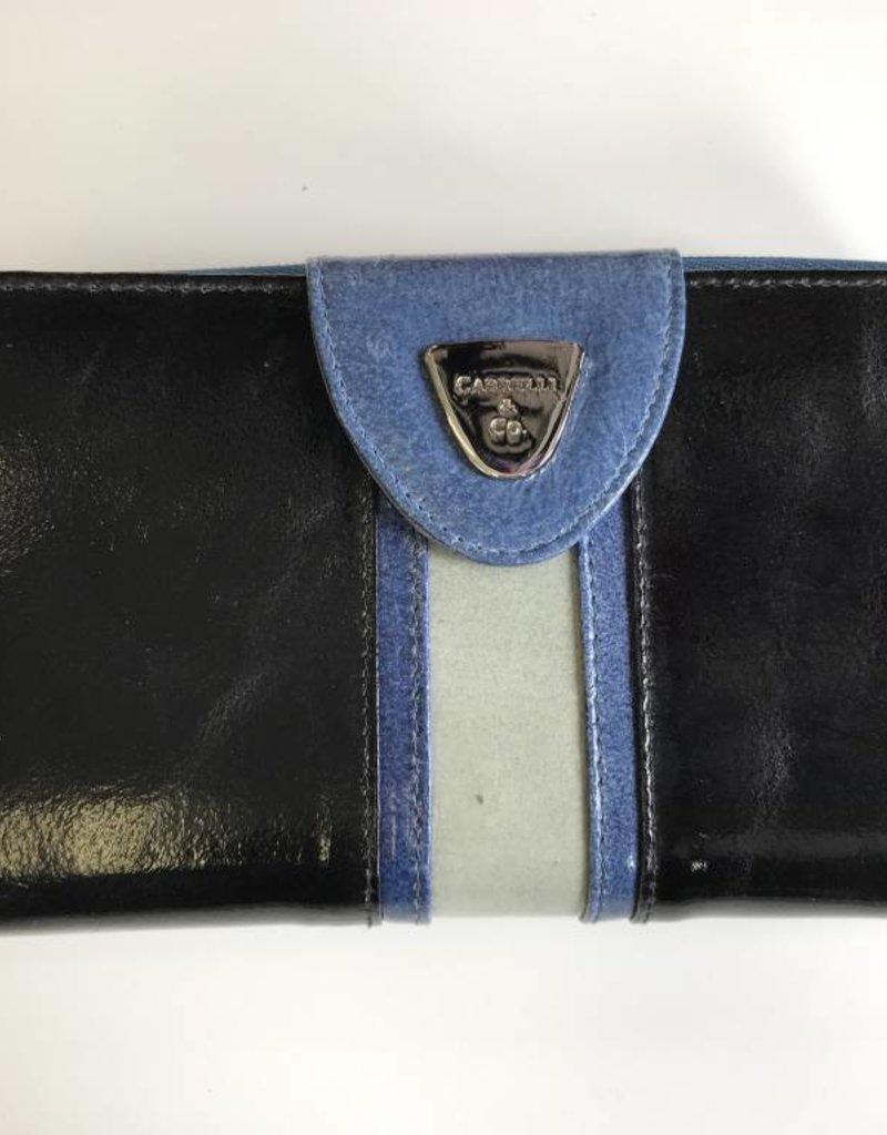 CABRELLI INC. A51856 BLACK GREY BLUE