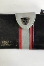 CABRELLI INC. A51856 BLACK GREY RED