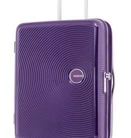 AMERICAN TOURISTER 862281717 CARRYON SPINNER PURPLE CURIO
