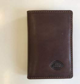 TREND CREDIT CARD WALLET BROWN RFID 917107 THE TREND