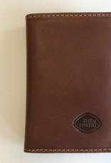 TREND 917107 CREDIT CARD WALLET COGNAC RFID