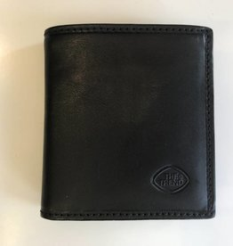 TREND BIFOLD WALLET WITH CHANGE BLACK 917236 THE TREND