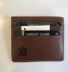 TREND CREDIT CARD WALLET COGNAC RFID 917394 THE TREND