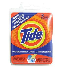 TIDE TRAVEL SINK PACK 3X5ML