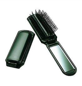 FOLDING HAIR BRUSH