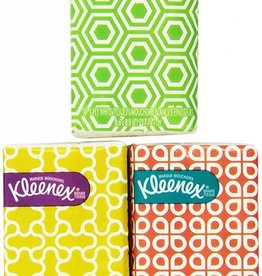 KLEENEX POCKET FACIAL TISSUE PACK 10'S