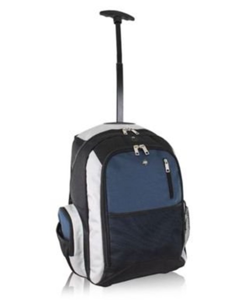 LOCKER MATE 16 INCH ROLLING BACKPACK