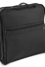 BRIGGS & RILEY 389-4 BLACK CLASSIC GARMENT BAG