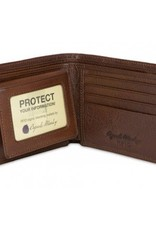 OSGOODE MARLEY 1132 RFID ID PASSCASE WHISKEY