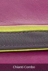 OSGOODE MARLEY 1402 RFID CHIANTI  ULTRA MINI WALLET