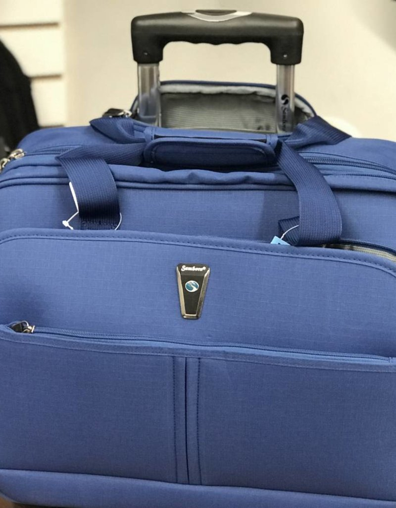 DELSEY L928 BLUE TROLLEY TOTE