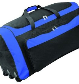 36 INCH WEELED DUFFLE  BLACK