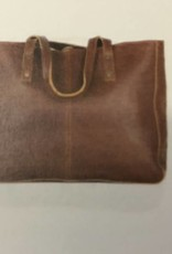 CANANU URBANI LEATHER TOTE BAG