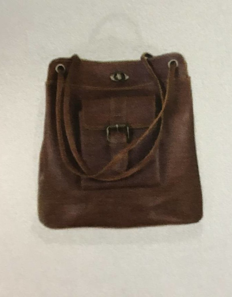 CANANU BRIGITTE LEATHER HANDBAG