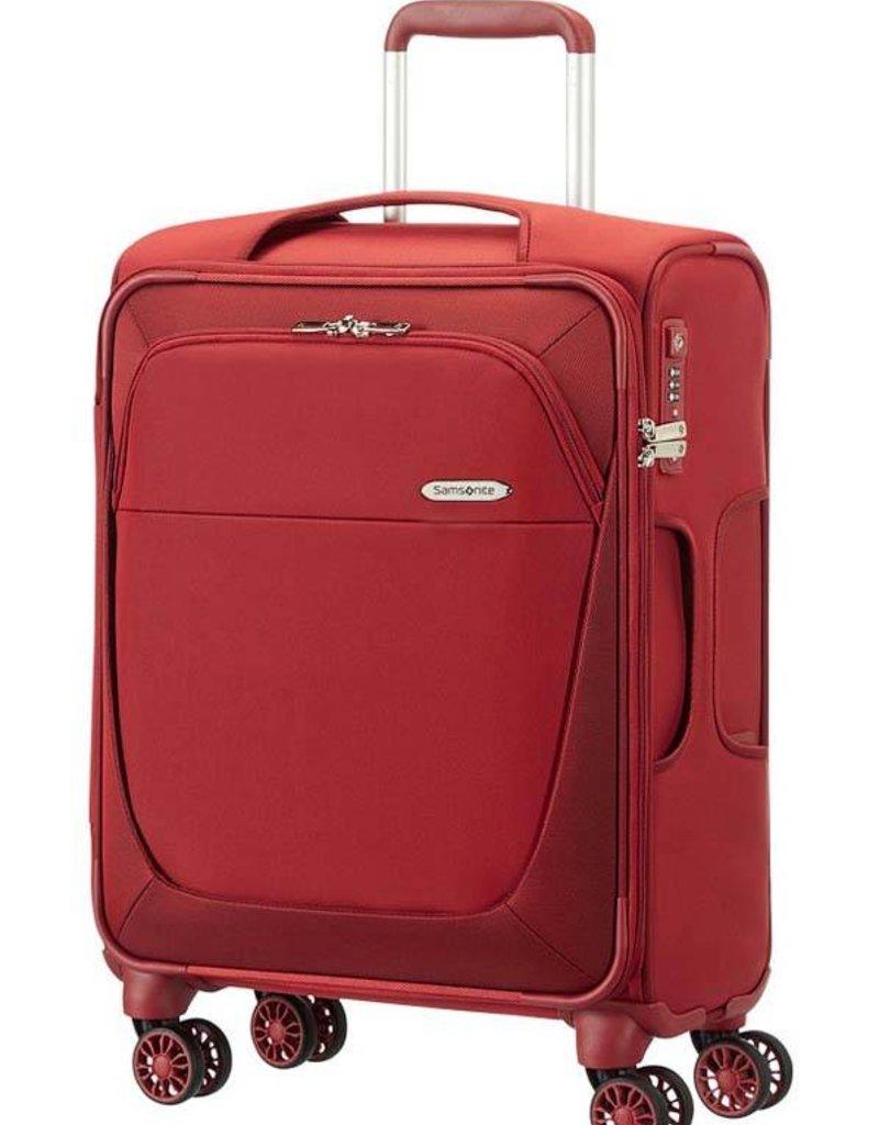 SAMSONITE 680161726 CARRYON SPINNER RED B-LITE
