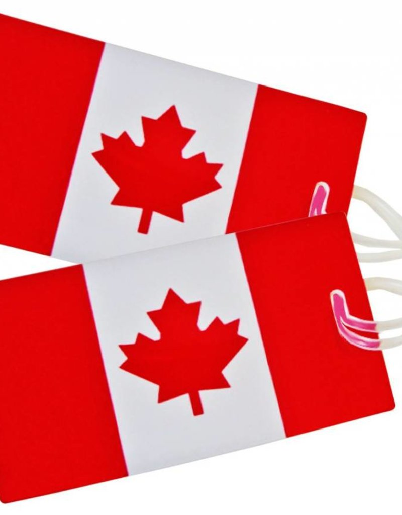 KANU CANADA LUGGAGE TAG