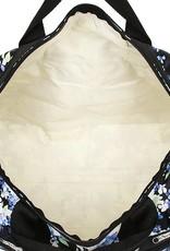LESPORTSAC 7185 LARGE WEEKENDER FLOWER CLUSTER