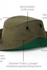 TILLEY TWS1 STONE 7 1/8 PADDLER'S HAT