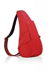 AMERIBAG 7103 RED SMALL MICROFIBER HEALTHY BACK BAG