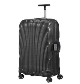 SAMSONITE 764631041 BLACK SPINNER LARGE 30 LITE LOCKED