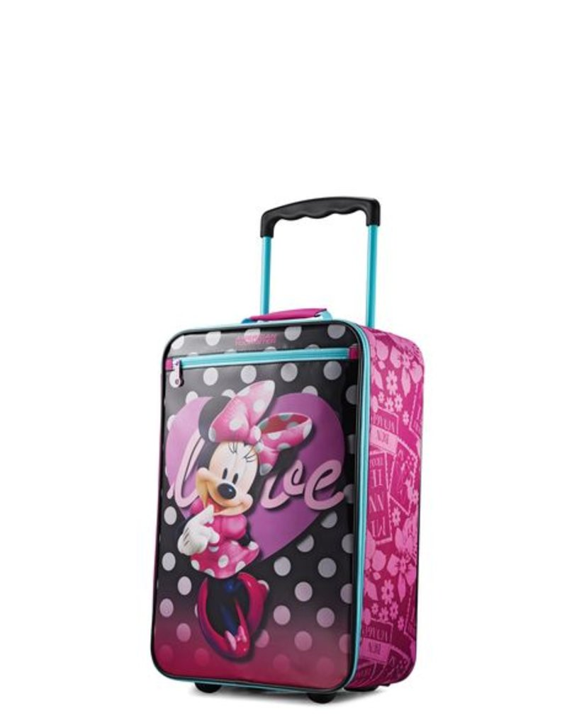 AMERICAN TOURISTER 896824451 MINNIE MOUSE UPRIGHT CARRY ON
