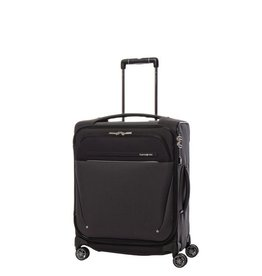 SAMSONITE 1067061041 BLACK SPINNER CARRY ON WIDEBODY B-LITE ICON