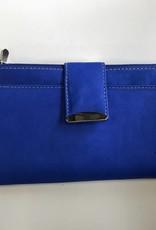 EXPRESSIONS 2253 LONG WALLET BLUE RFID