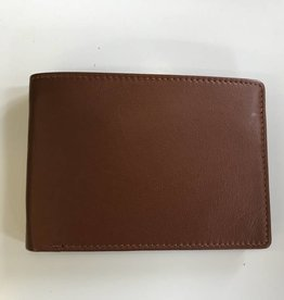 EXPRESSIONS 7006 MENS WALLET TAN RFID