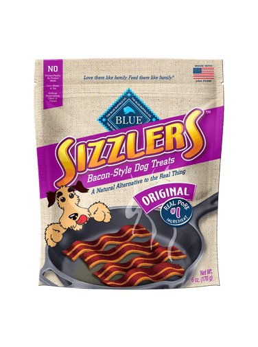 Blue Buffalo Blue Kitchen Craving Sizzler Dog Treats Pork 6oz