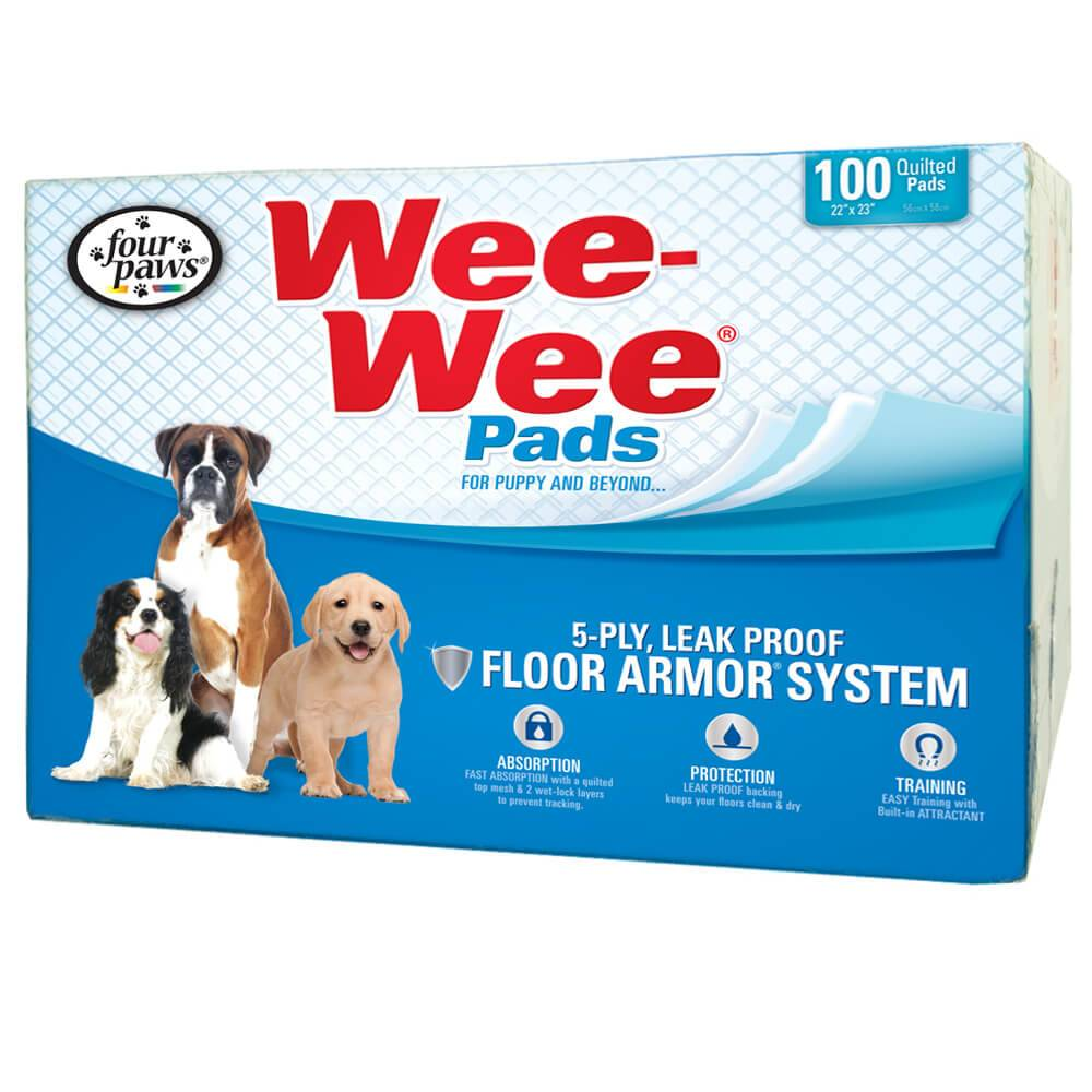 Four Paws Products Four Paws Wee Wee Pad 100pk